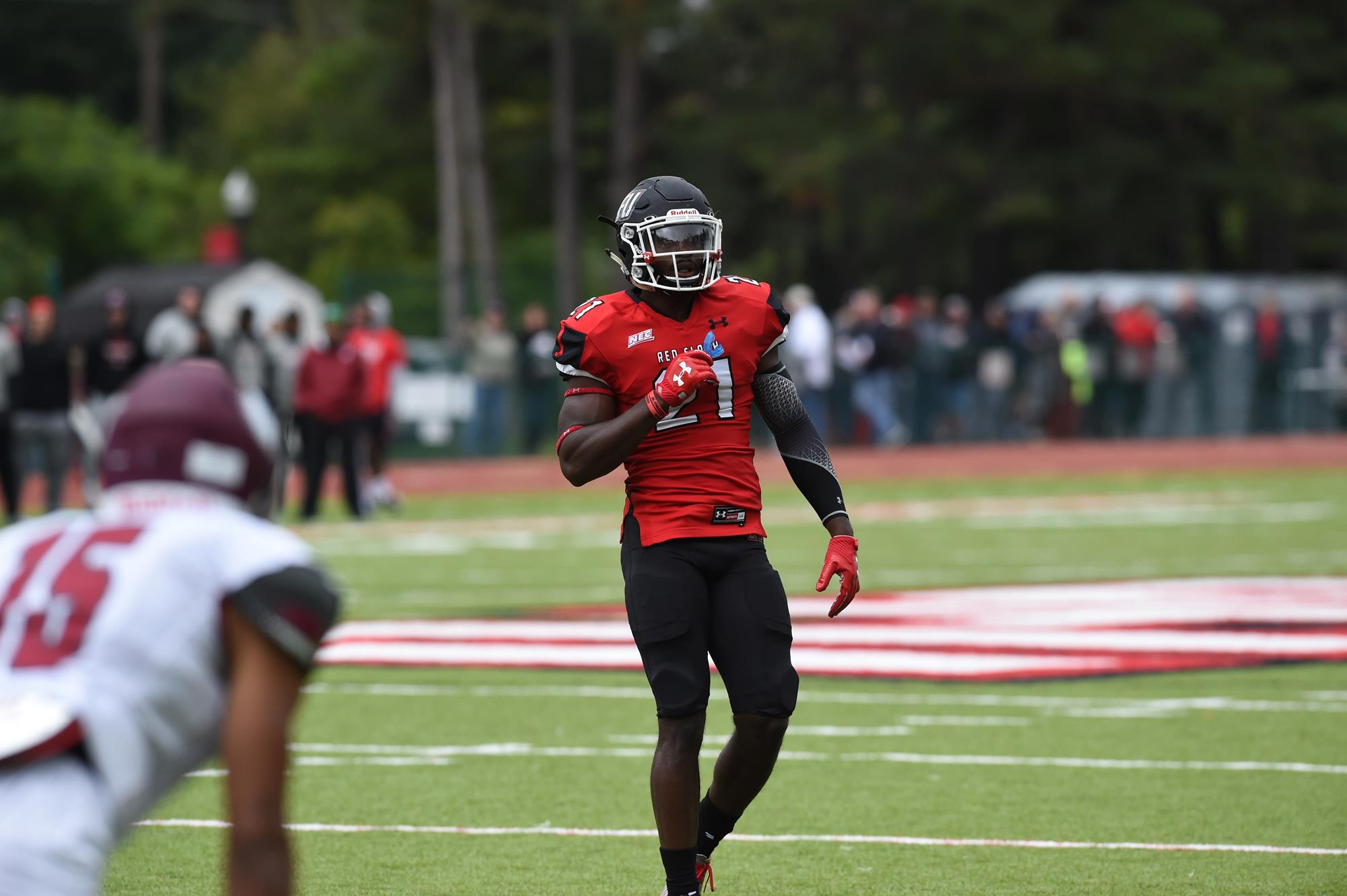 Football Takes On Duquesne In Big Nec Matchup On Espn3 Saint