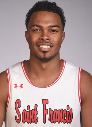 Jordan Forehand - Men's Basketball - Saint Francis University Athletics
