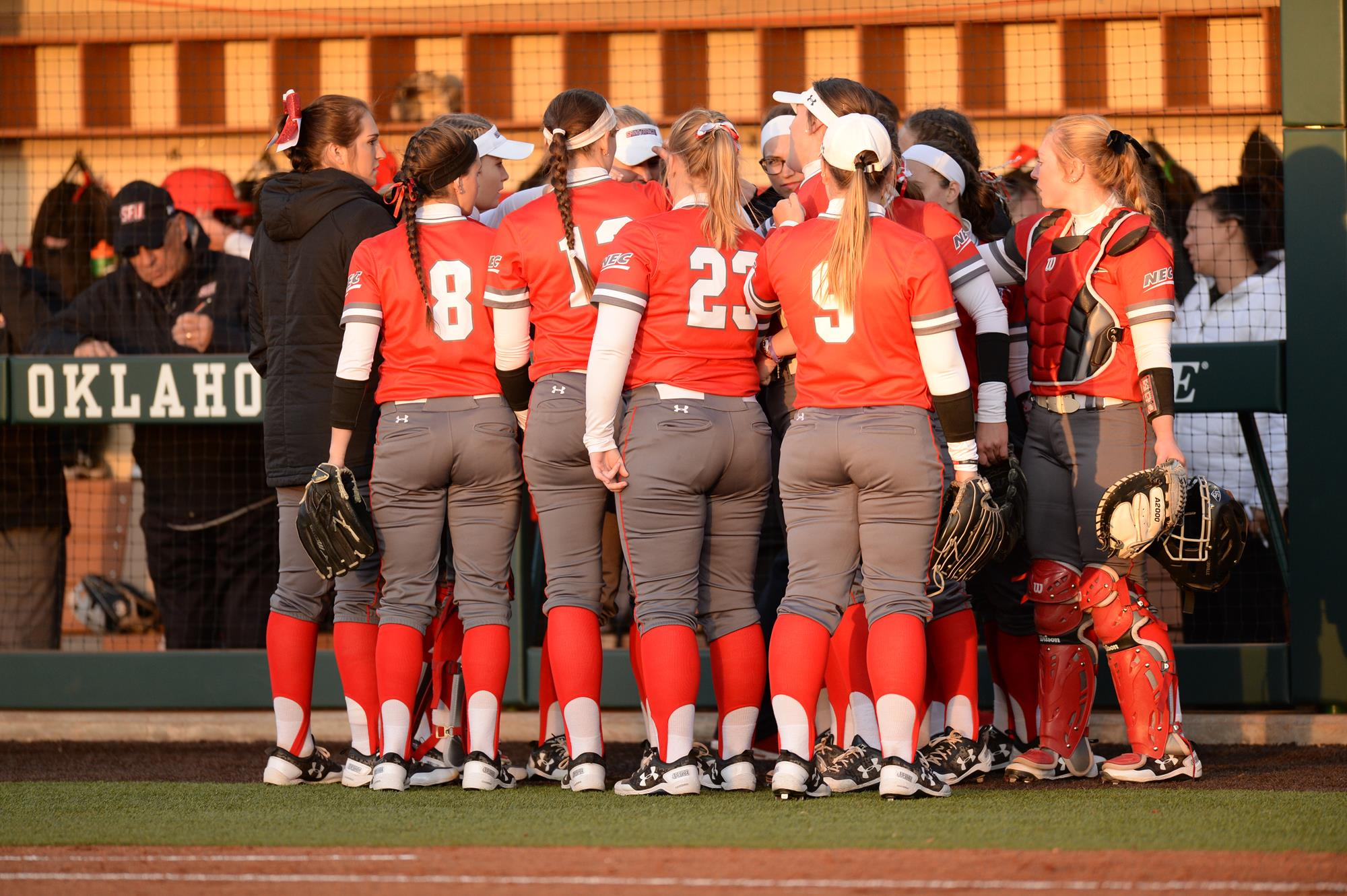Softball Set To Host NEC Tournament - Saint Francis University Athletics 13115fe0d