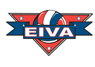 The Eastern Intercollegiate Volleyball Association Logo